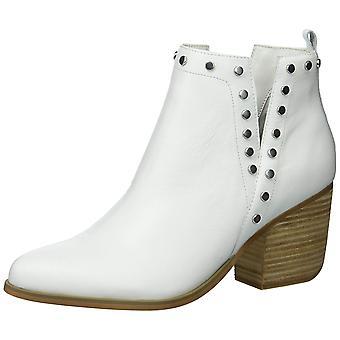 Fergie Womens Mariella leer spitse teen enkel mode laarzen