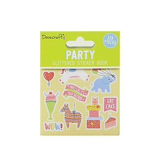Dovecraft Party Sticker Book