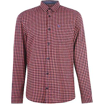 Jack Wills Newick Flannel Gingham Shirt