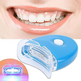 1pc Led Light Teeth Whitening Tooth Gel Whitener Health Oral Care For Personal Dental Treatment