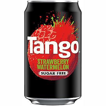 Tango Sugar Free Strawberry & Watermelon