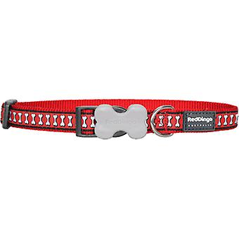 Red Dingo Red dog collar (Dogs , Collars, Leads and Harnesses , Collars)
