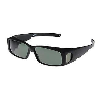 Sunglasses Unisex black with grey lens VZ0021A