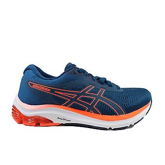 Asics Gel-Pulse 12 Mako Blue Mesh Womens Lace Up Running Trainers