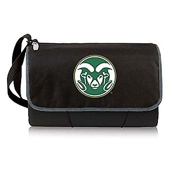 Blanket Tote- Blk (Colorado State Rams) Digital Print