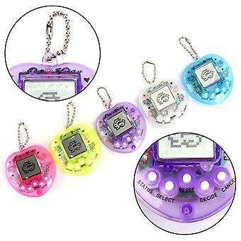 電子ペットおもちゃ、90年代、49匹のペットを1つの仮想サイバーおもちゃで面白いペットプレイおもちゃ