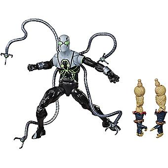 Spiderman Legends 15cm Action Figure Octopus Kids Brinquedo