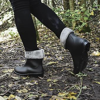 Mud Dogs Lina Ladies Warm Lined Boots Noir