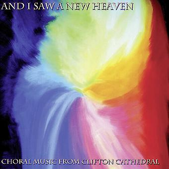 & I Saw A New Heaven [CD] USA import