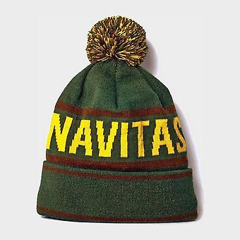 New Navitas Men's Ski Bobble Hat Dark Grey