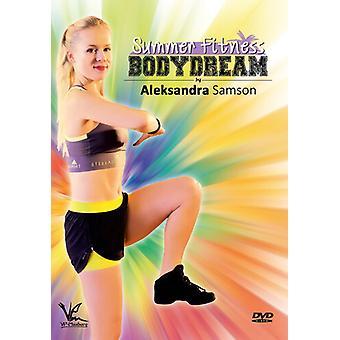 Summer Fitness Bodydream By Aleksandra Samson [DVD] USA import