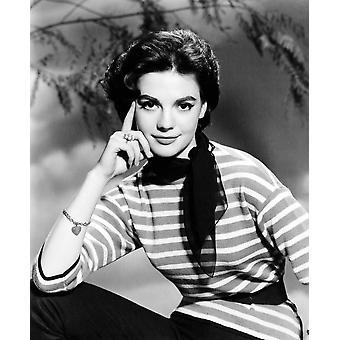 Natalie Wood May 1957 Photo Print
