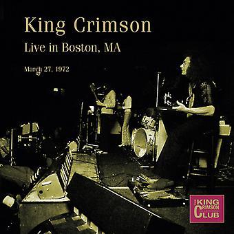 Live In Boston Ma March 27 1972 [CD] USA import