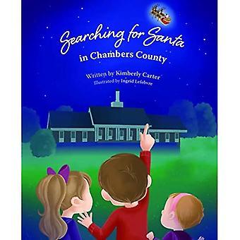 Op zoek naar santa in Chambers County