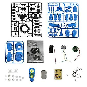 Upgrade Intelligent Rc Six-legged Robot  Toy-diy Assemble Kit
