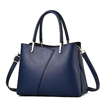 Damen Luxus Design Handtaschen, weiße Umhängeledertaschen