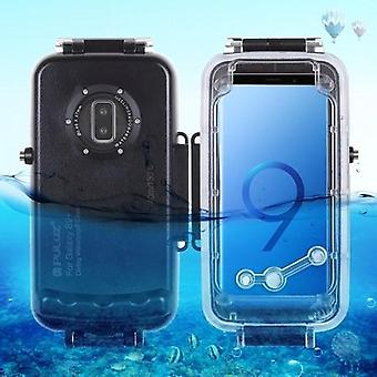 PULUZ 40m/130ft Diving Waterproof Case Smartphone Protective Cover