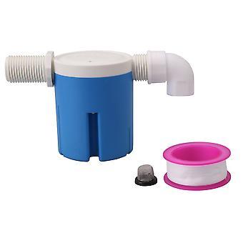 Sisäpuolinen kelluntaventtiili 1/2Inch Säädä vedenpintainen kelluntaventtiili vesisäiliölle
