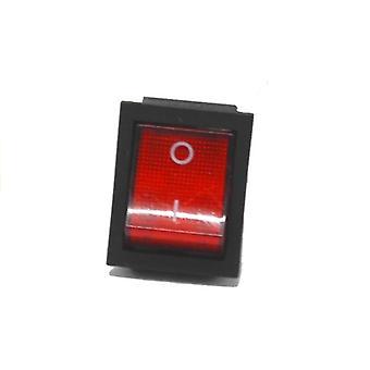Auto-Taste am Batterie-Netzschalter
