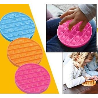 Anti Stress Bubble Pressure Game Sensory Toy For Autism Special Needs