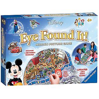 Ravensburger Games Disney Eye Found It!