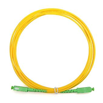 Cordon de patch fibre optique Simplex Sc/apc Fc/apc Lc/apc Pigtail