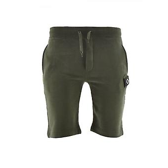 MA.STRUM Green Core Sweat Short