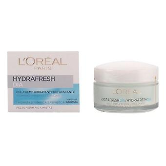 Hydrating Cream Hydrafresh L'Oréal Make Up/50 ml