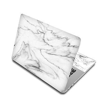Autocollants de peau d'ordinateur portable de grain de marbre