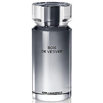 Karl Lagerfeld Bois De Vetiver Eau De Toilette Spray for Men 100 ml