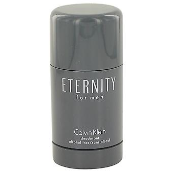 Eternity Deodorant Stick By Calvin Klein 2.6 oz Deodorant Stick