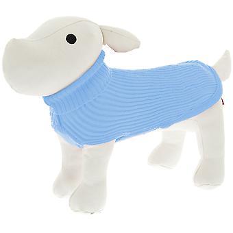 Ferribiella Sweater Biella Light Blue (Dogs , Dog Clothes , Coats and capes)
