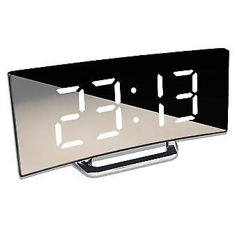 Digitalt vækkeur til skrivebordsbord