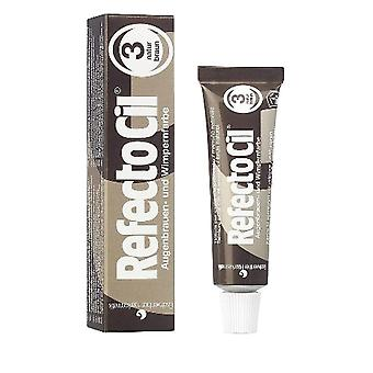 Refectocil Lash And Brow Tint - Natural Brown