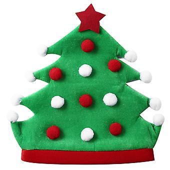 Velvet Santa Klobúky Novinka klobúky pre funny party