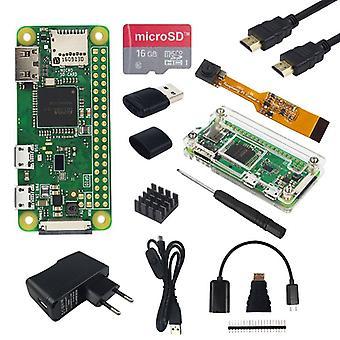 بي أكريليك القضية وبطاقة SD، كاميرا تعمل باللمس، Rj45 بطاقة الشبكة، Hdmi كابل
