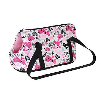 Classic Pet Carrier For Small Dogs, Cozy Soft Puppy, Cat, Bags, Backpack