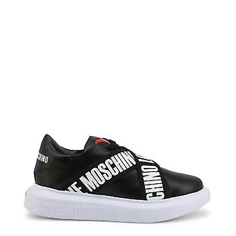 Amor moschino mujeres's zapatillas- ja15254g1cia0