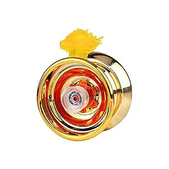 Grappige aluminiumlegering responsieve yoyo bal, kinderen speelgoed, entertainment,