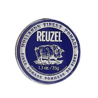 Reuzel Fiber Pomade (Firm, Pliable, Low Shine, Water Soluble) 35g/1.3oz