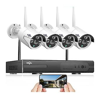 Wireless Security Cctv System, Outdoor Ip Camera, Wifi, Waterproof Video