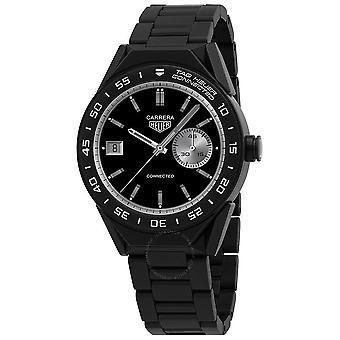 Tag Heuer Alarm Chronograph Quartz Analog-Digital Men's Watch SBF8A8013.80BH0933