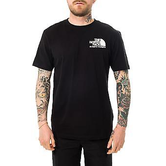 Herren T-shirt die Nordwand m Koordinaten t nf0a52y8jk3
