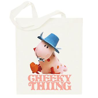 The Magic Roundabout Ermintrude Cheeky Thing Totebag