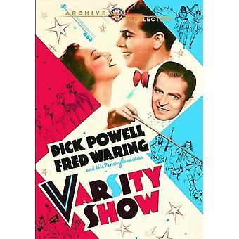 Importer des Varsity Show [DVD] é.-u.