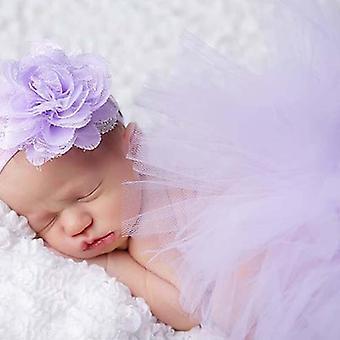 Pretty Pink Princess Newborn Tutus Baby Tutu Skirt