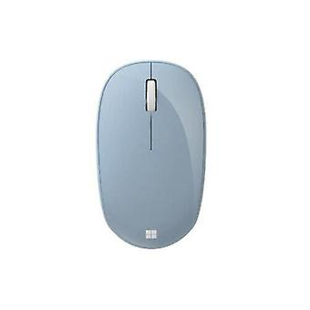 Bluetooth Mouse Mini portable Bluetooth wireless mouse for office|Mice(blue)