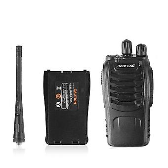 Obousažná vysílačka Talkie Handy Pofung Bf-888s S 5w Cb rádiovým skenerem
