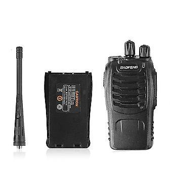Two-way Radio Walkie Talkie Handy Pofung Bf-888s With 5w Cb Radio Scanner