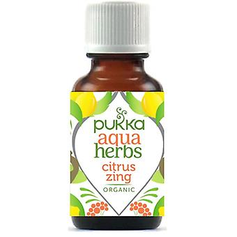 Pukka Aqua Herbs Citrus Zing 30ml